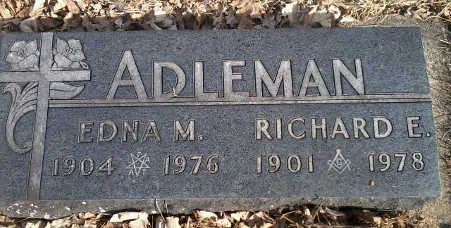 Richard Ellsworth Dick Adleman