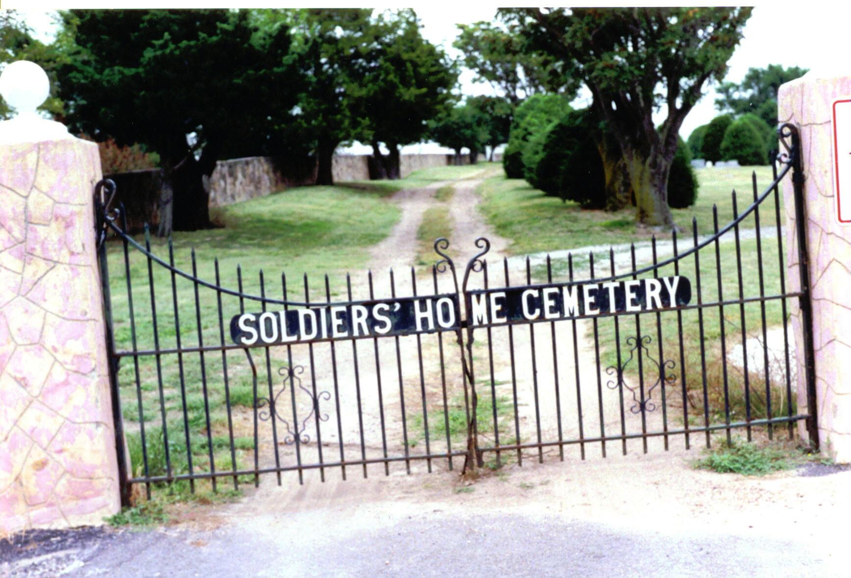 Kansas Veterans Cemetery at Fort Dodge