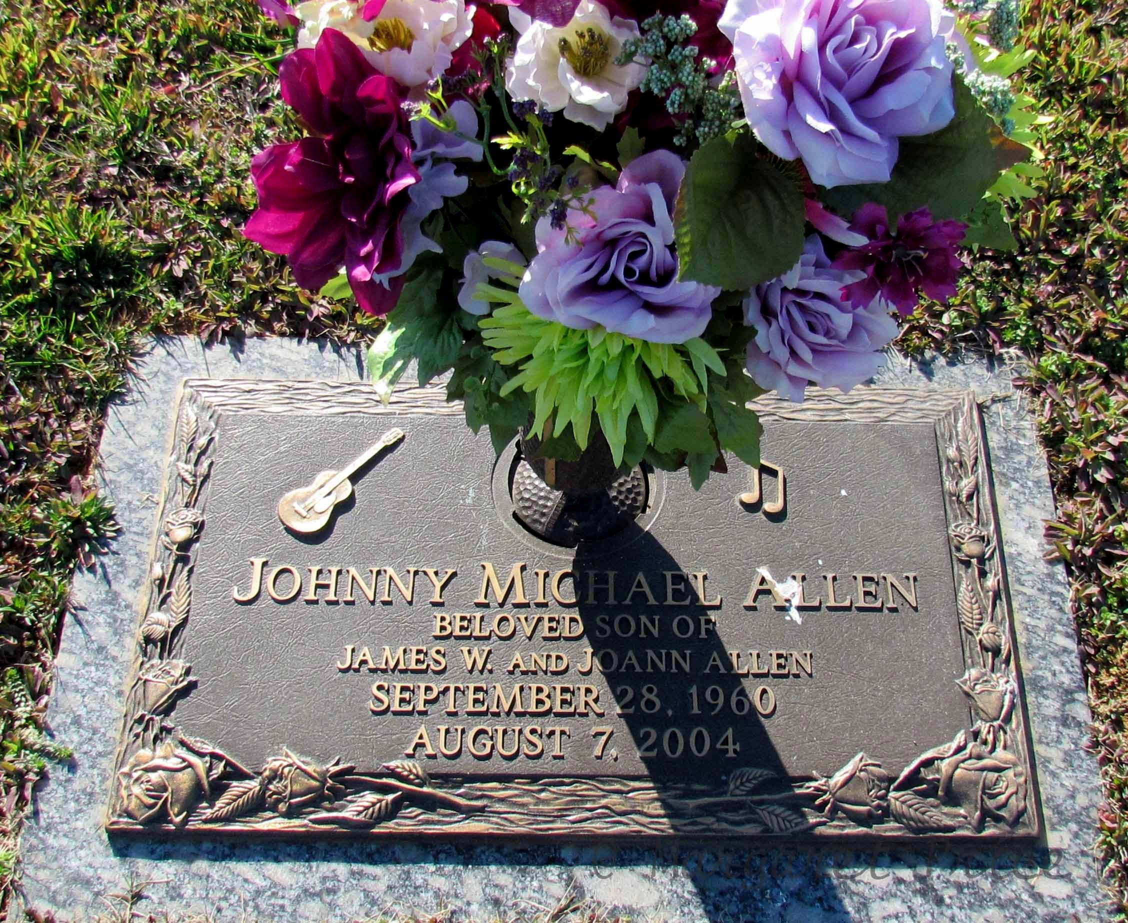 Johnny Michael Allen (1960-2004) - Find A Grave Memorial