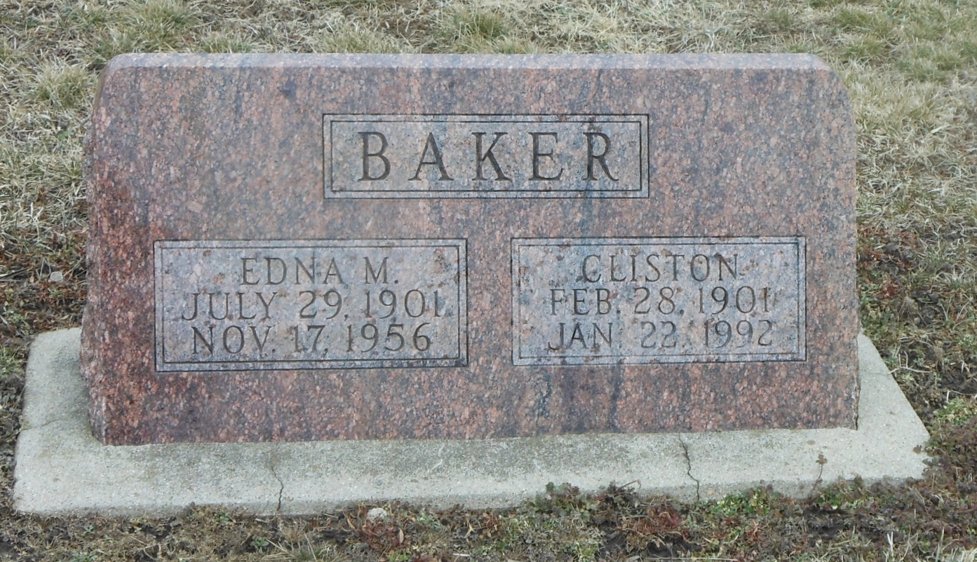 Cliston Baker