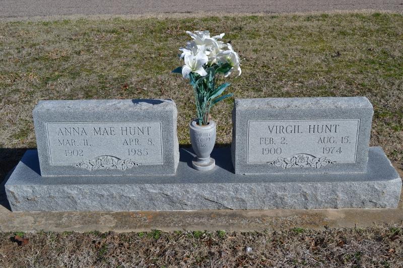 Virgil Hunt