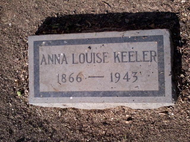 Anna Louise Keeler