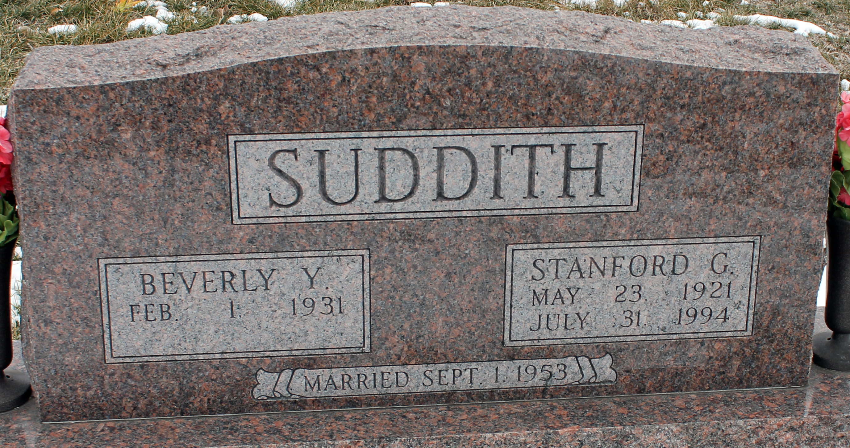 Stanford G  Suddith (1921-1994) - Find A Grave Memorial