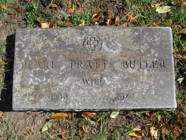Pearl <i>Pratt</i> Butler