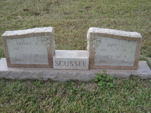 George P Scussel
