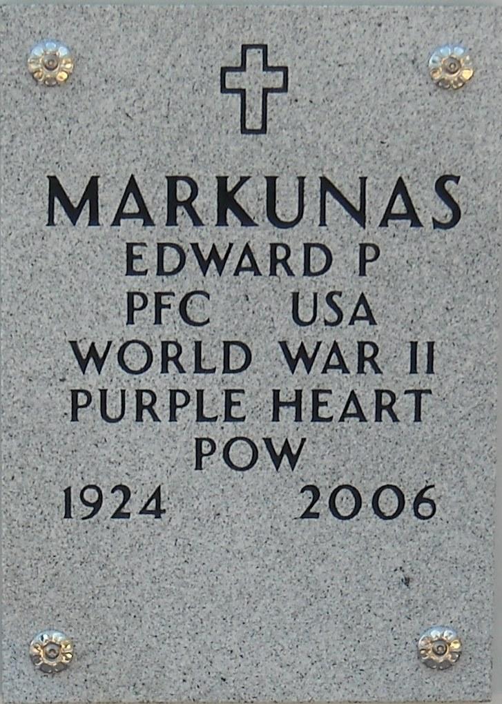 Edward Paul Markunas