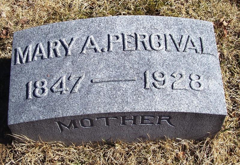 Mary A. Percival