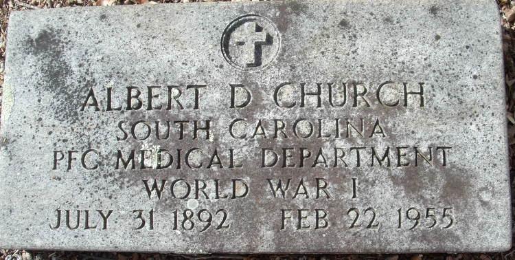 Albert Dewitt Church