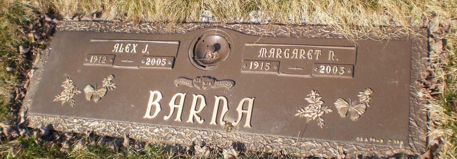 Alex J. Barna