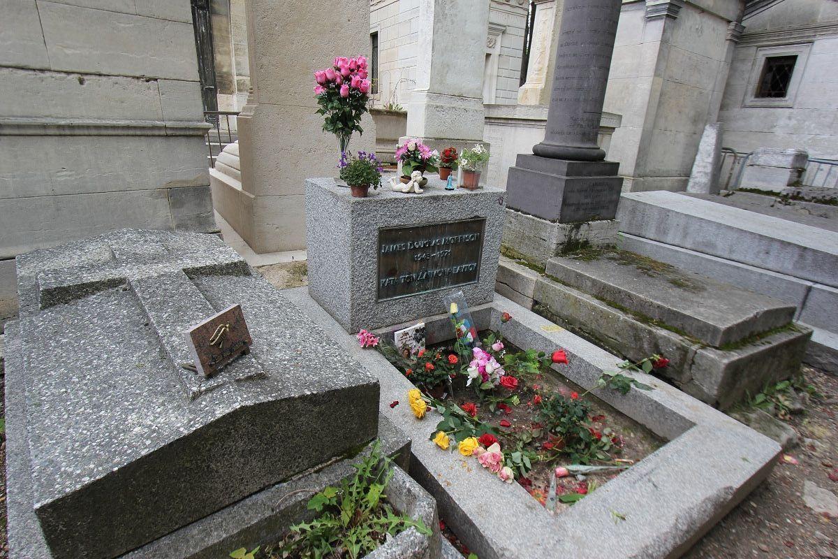 Jim Morrison (1943-1971) - Find A Grave Memorial