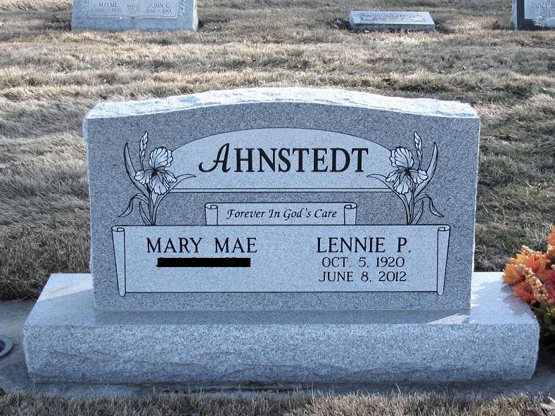 Lennie Paul Ahnstedt