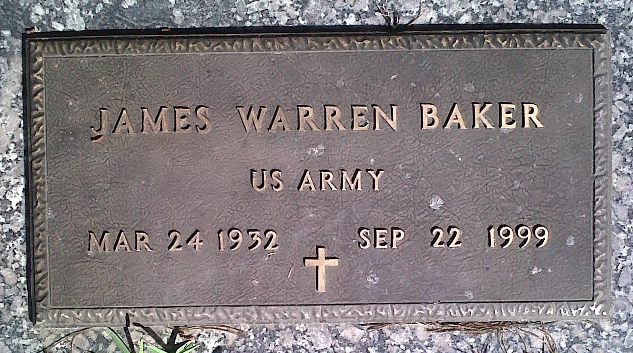 James Warren Baker