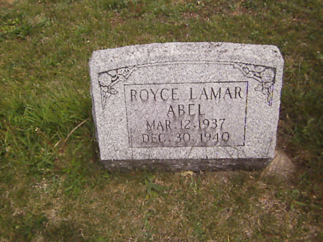 Royce Lamar Abel