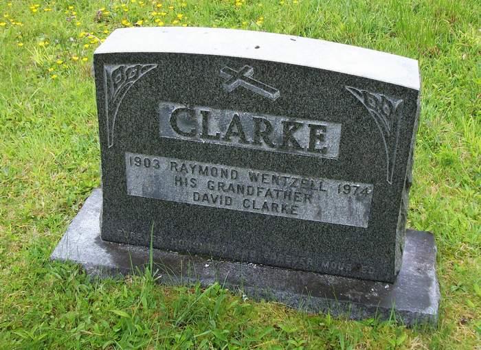 Raymond Wentzell Clarke
