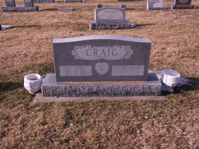 Paul Forrest Craig