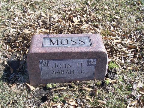 Sarah Jane <i>Ireland</i> Moss