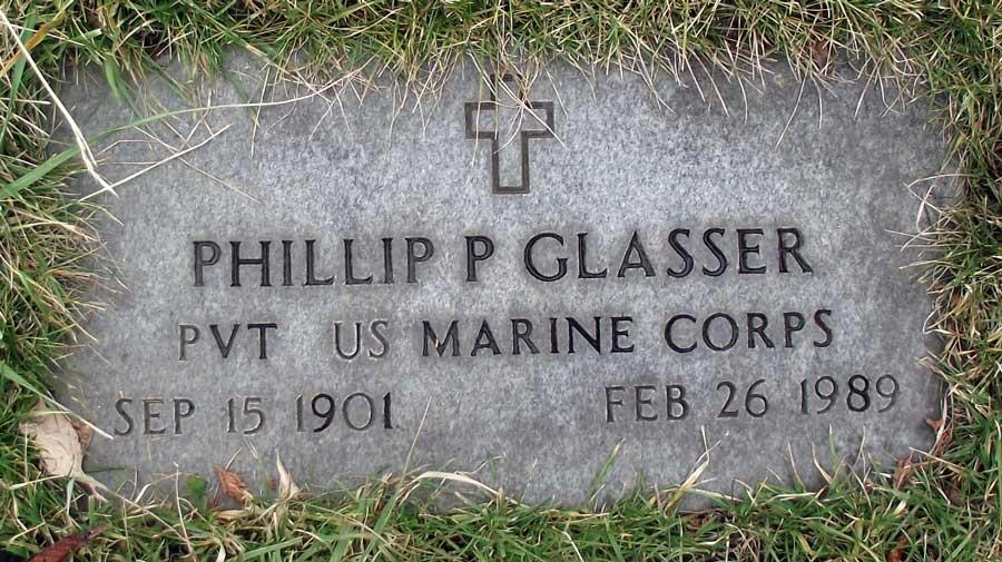 Phillip P Glasser