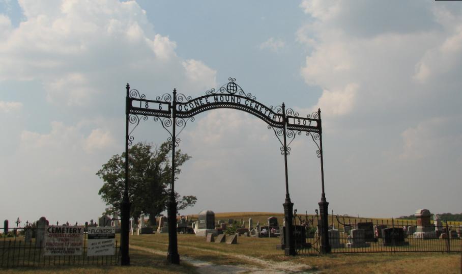 Oconee Mound Cemetery
