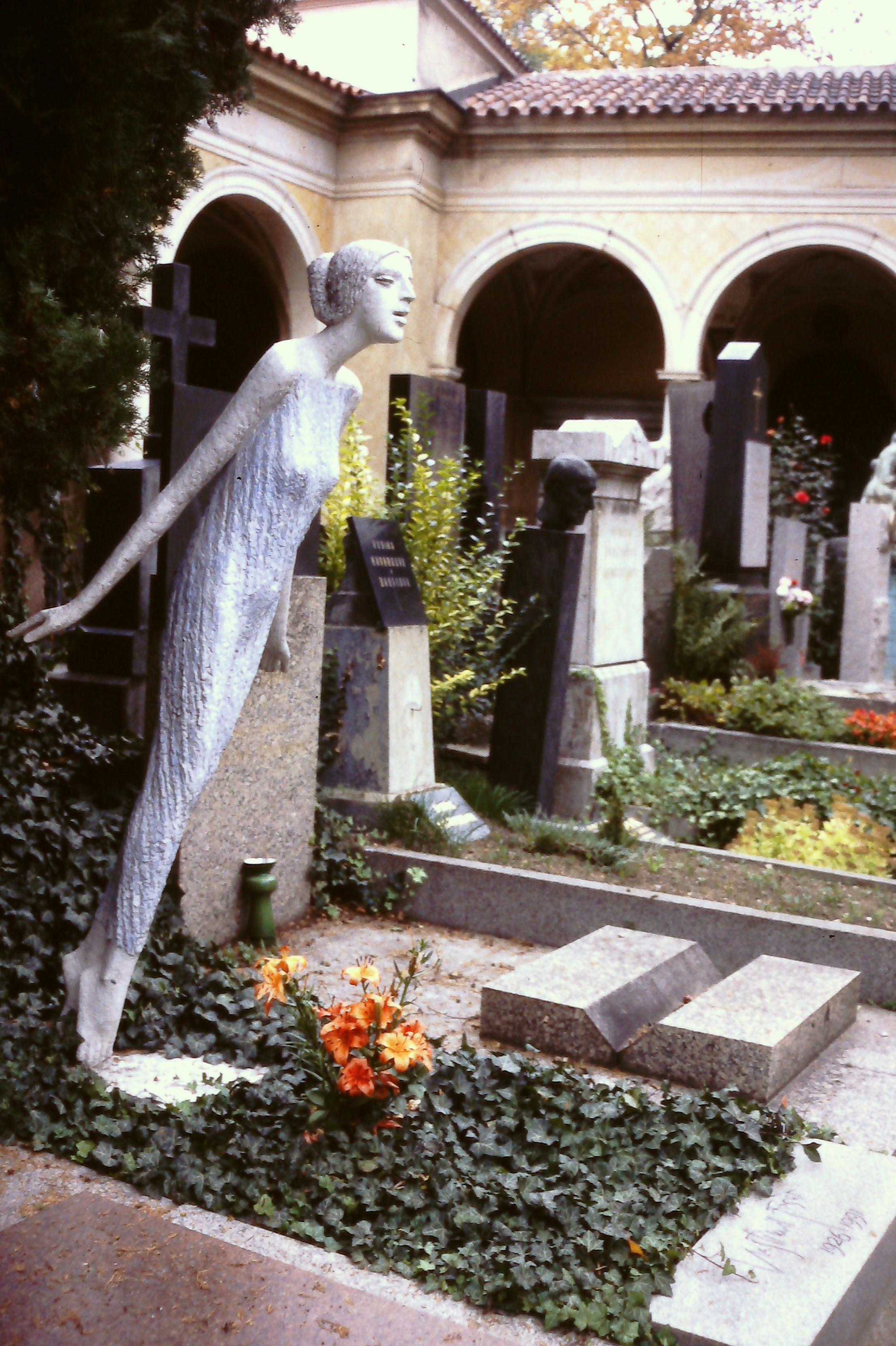 Vysehradsky Cemetery