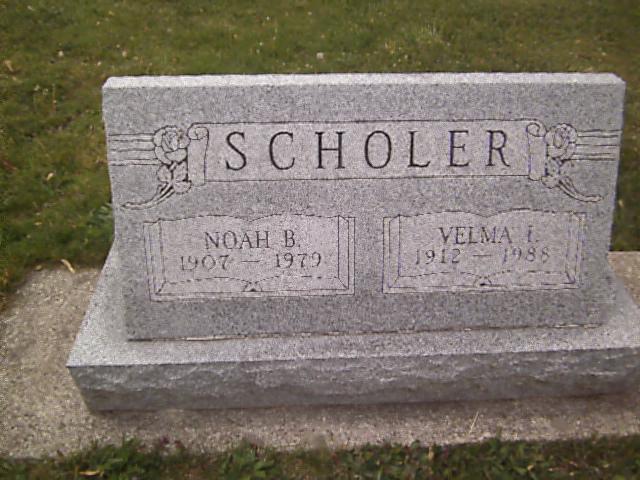 Velma I. Scholer
