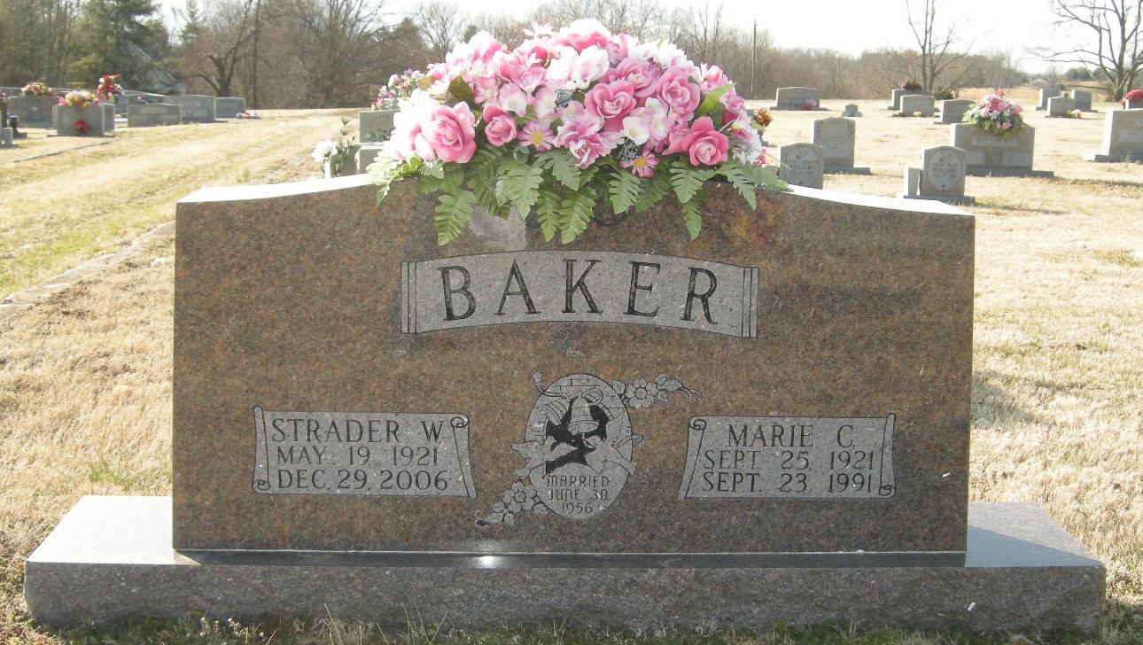 Marie <i>Crowder</i> Baker