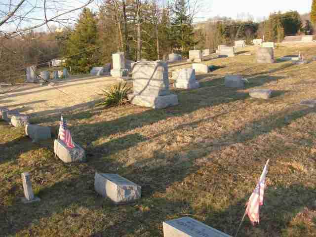 Samuel Linn Cemetery