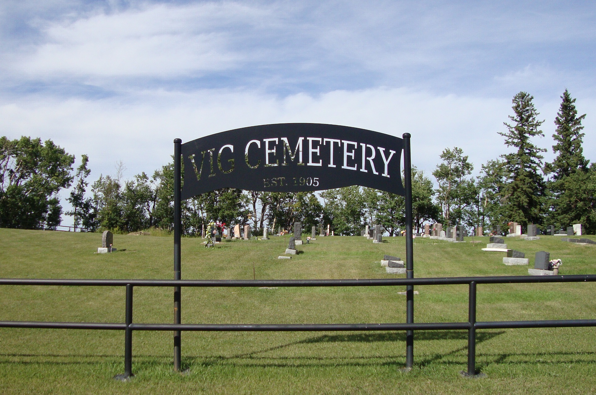 Vig Lutheran Church Cemetery