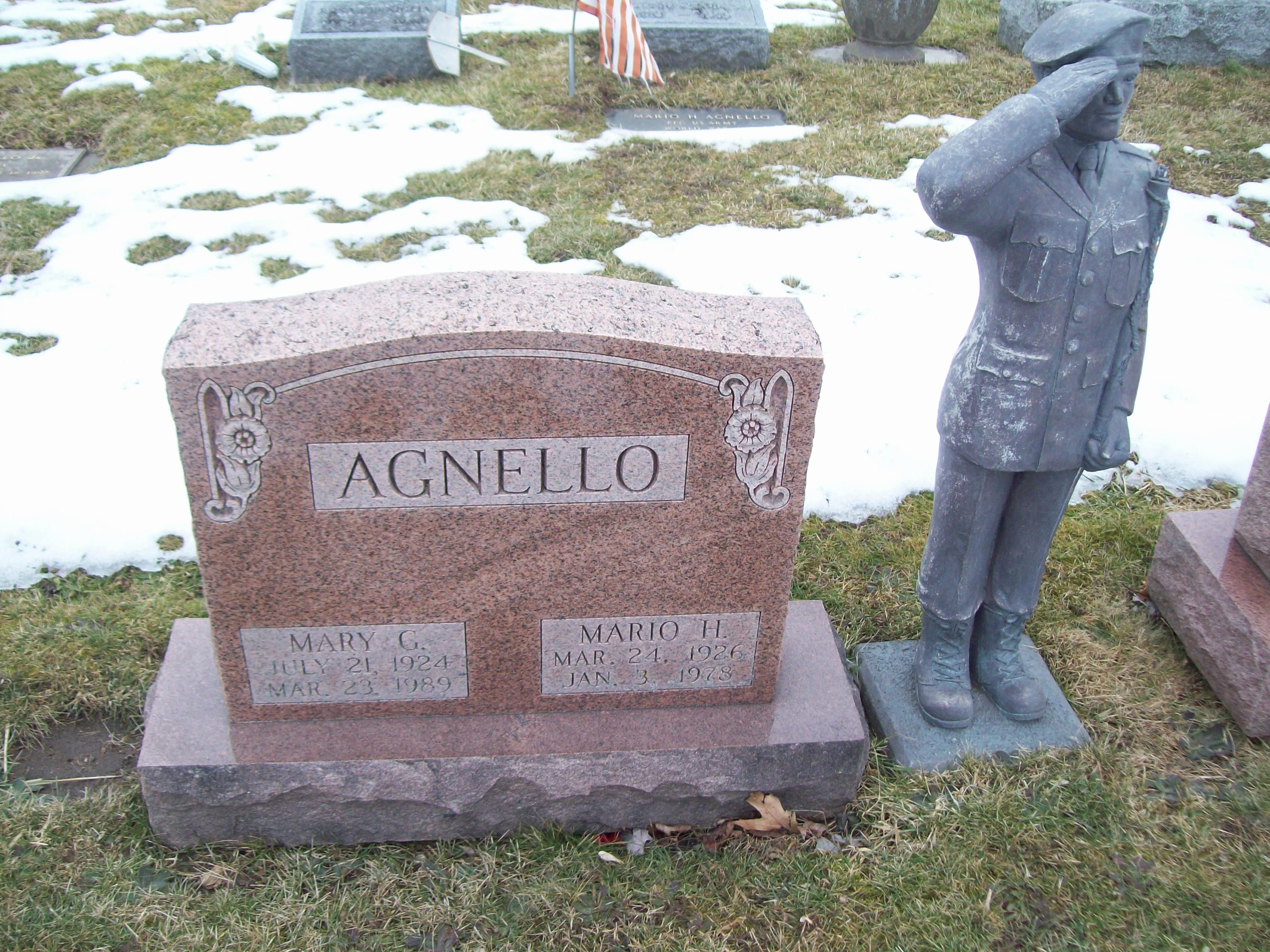 Mary G. Agnello