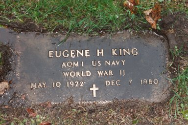 Eugene Harold Gene King