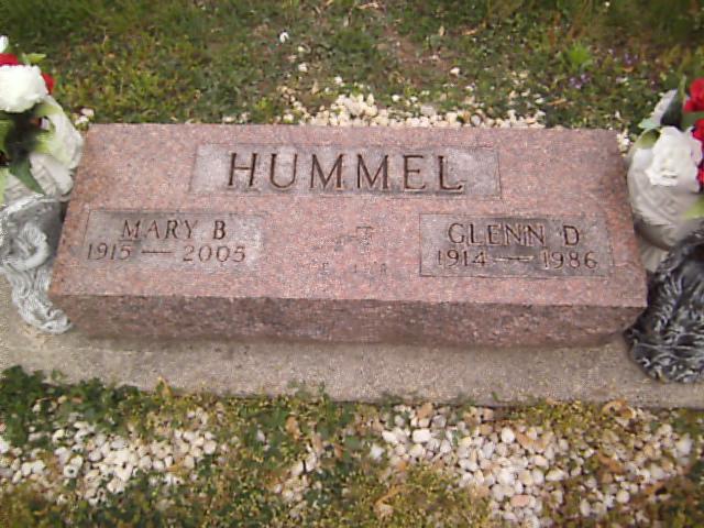 Mary Belle <i>LeMaster</i> Hummel