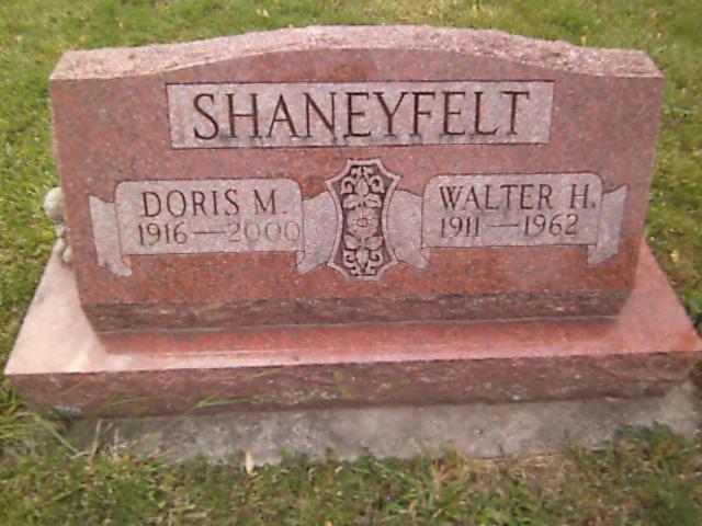 Doris Mae <i>LeMaster</i> Shaneyfelt