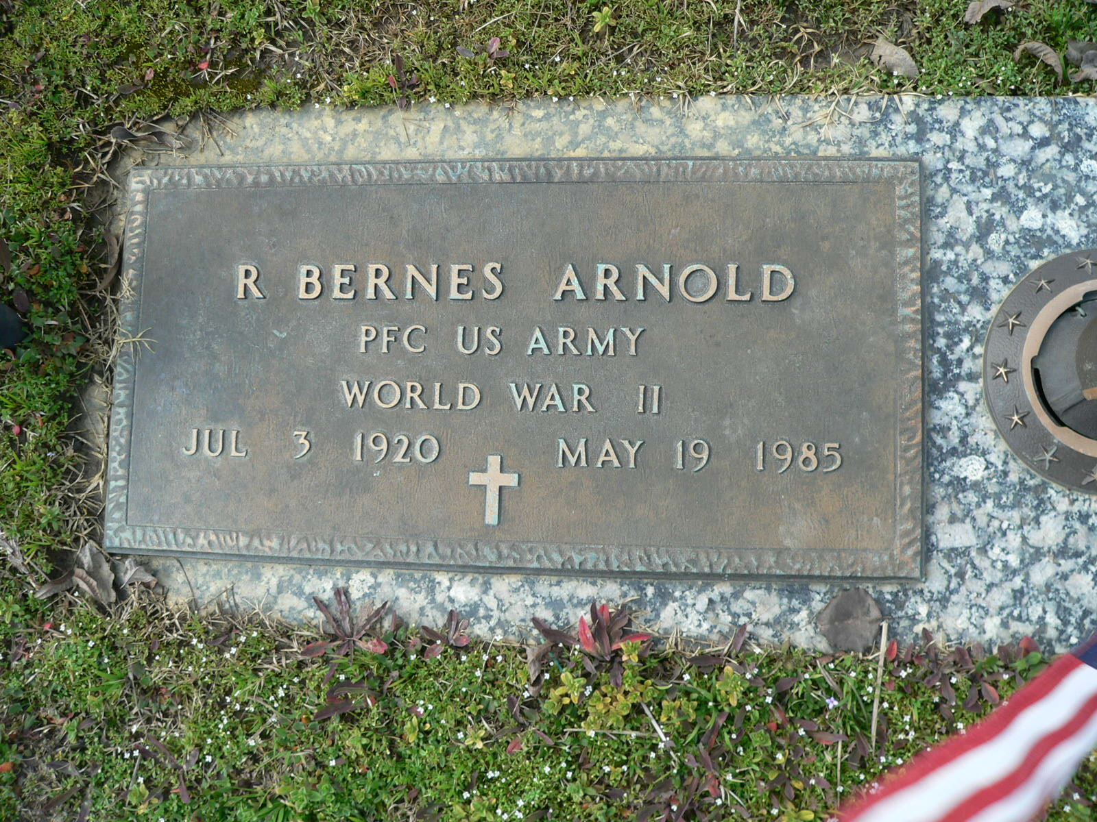 Reuben Bernes Arnold