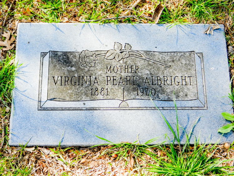 Virginia Pearl Albright