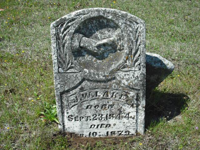 Joseph Wallace Lake
