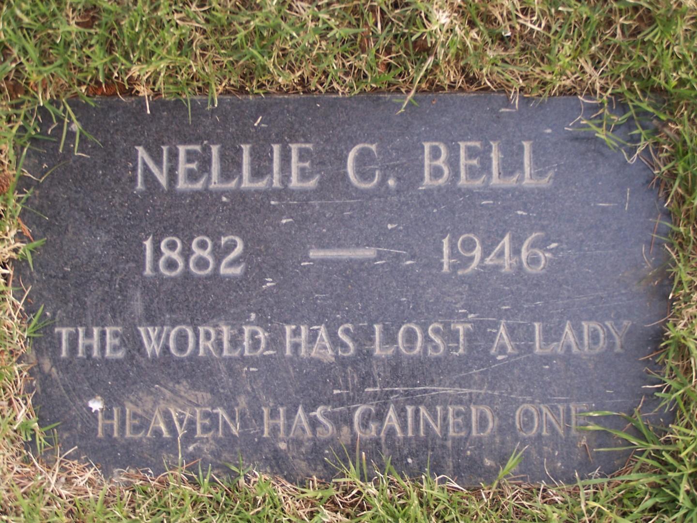 Nellie Clara <i>Howard</i> Bell