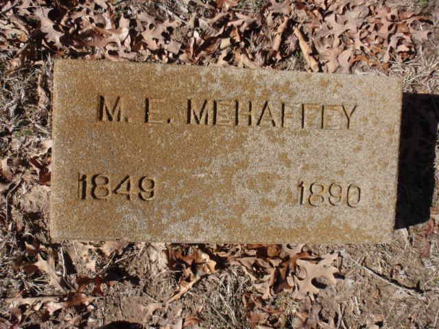 Margaret Ellen <i>Terry</i> Mehaffey