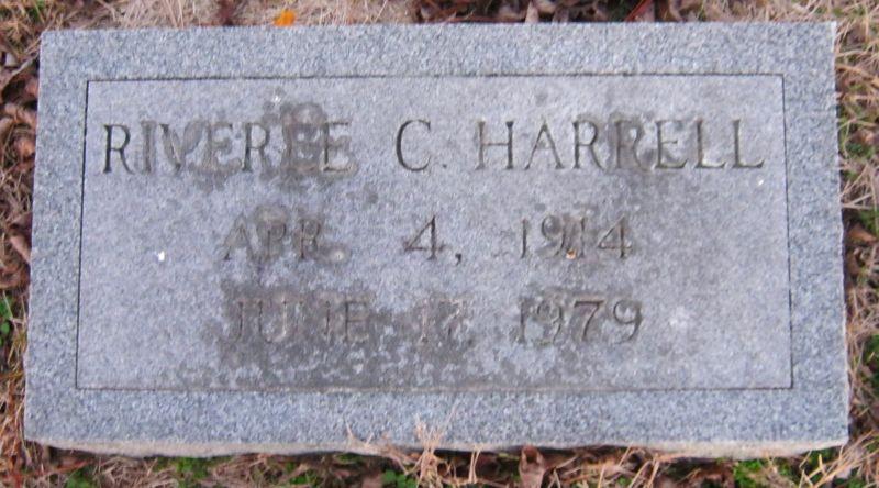 Riveree Christopher Harrell