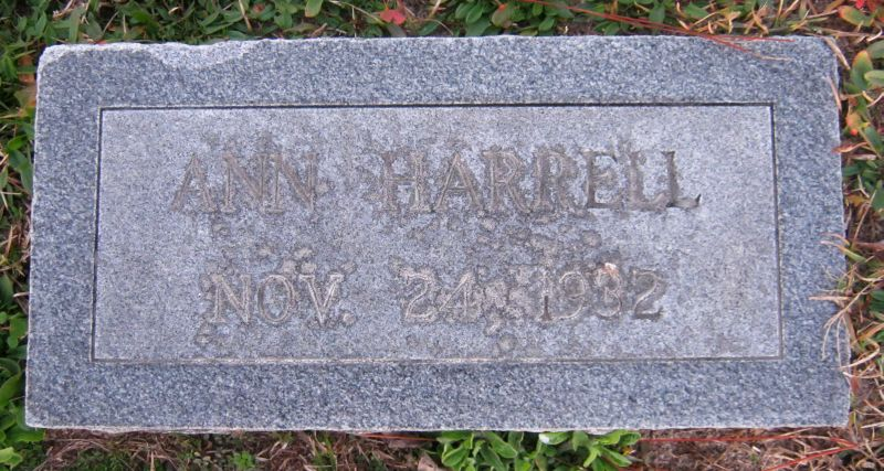 Ann Harrell