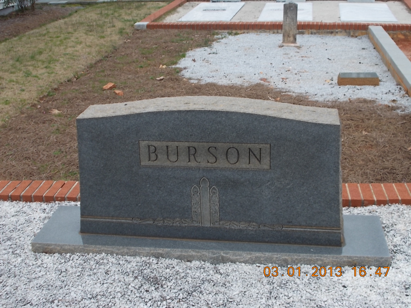 Dora Louise <i>Foster</i> Burson