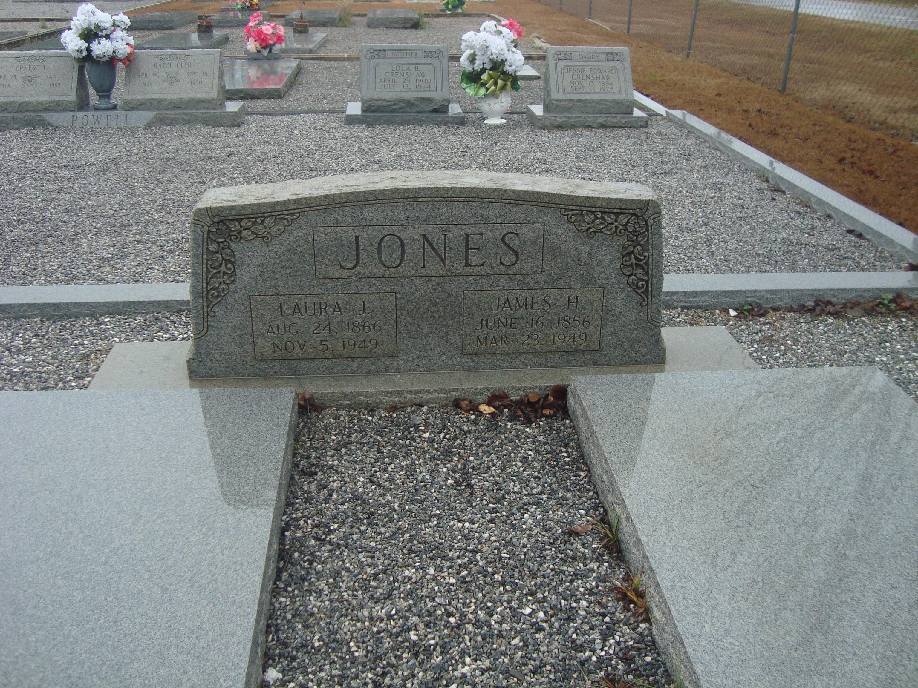 James Hayden Jones