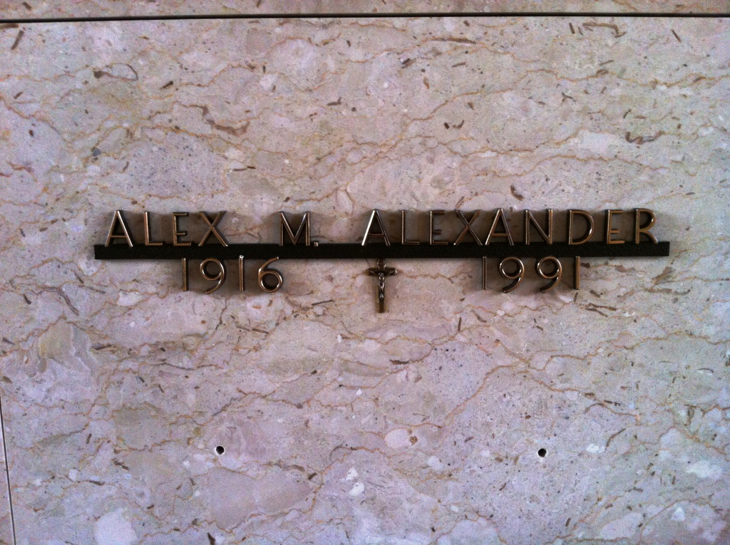 Alex M. Alexander