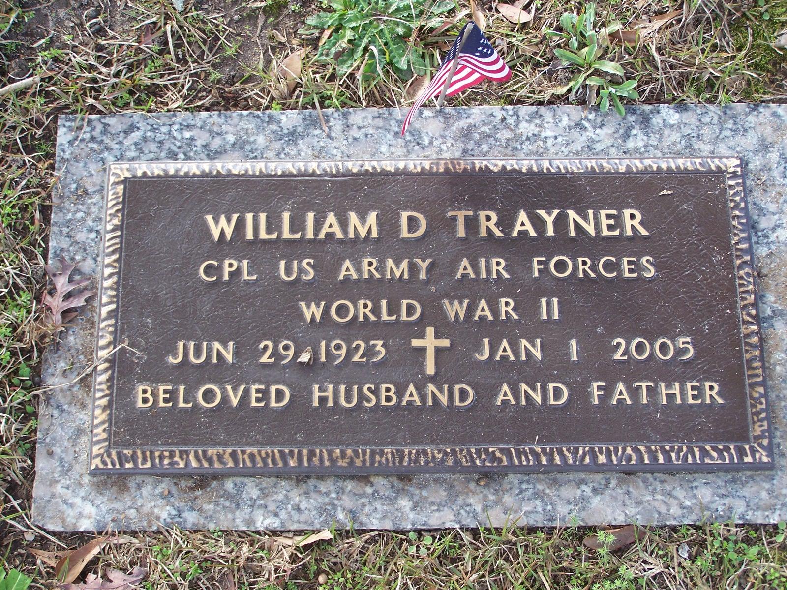 William Douglas Trayner