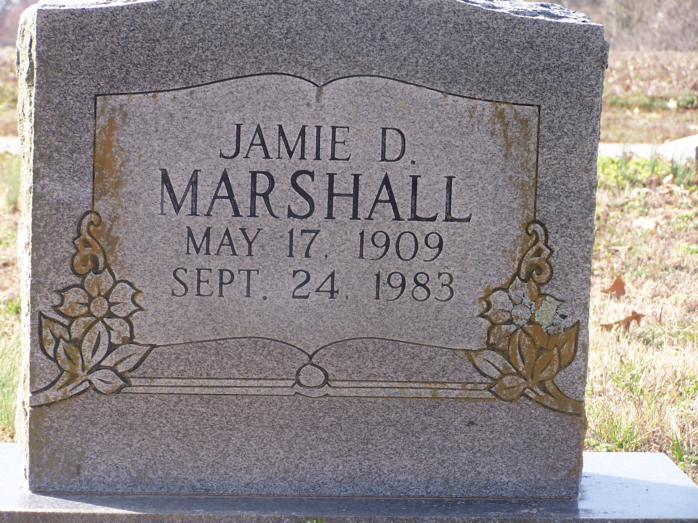 Jamie <i>Dunagan</i> Marshall