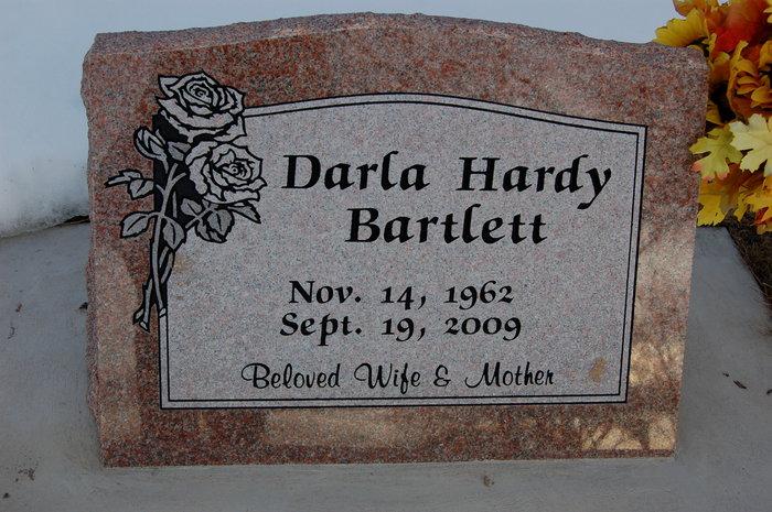 Darla <i>Hardy</i> Bartlett
