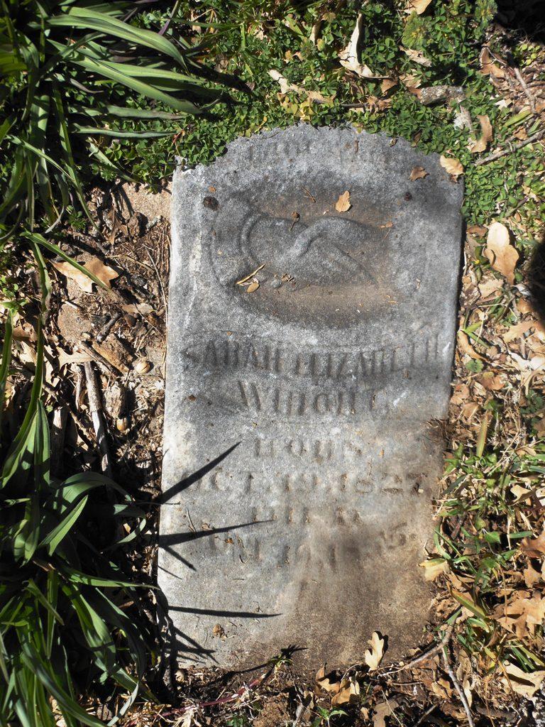 Sarah Elizabeth <i>Leonard</i> Wright