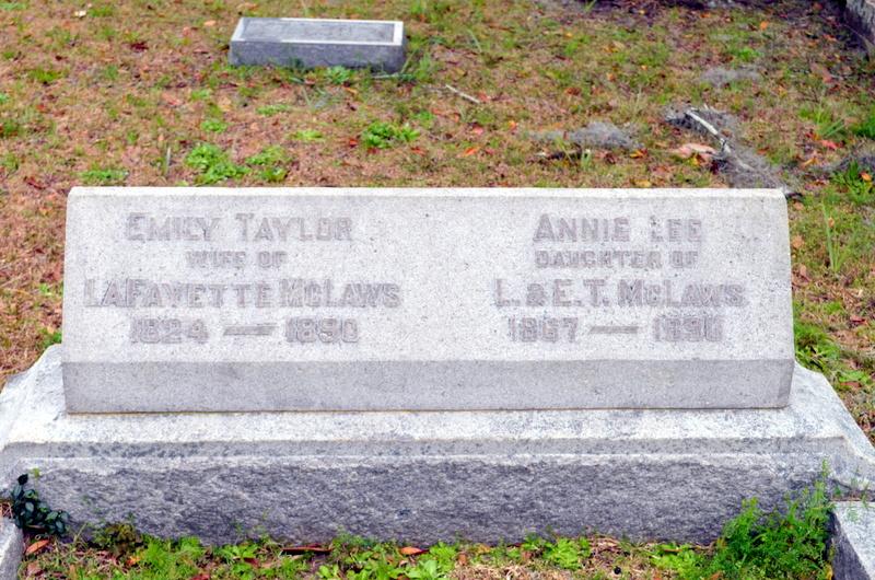 Anna Lee Annie McLaws