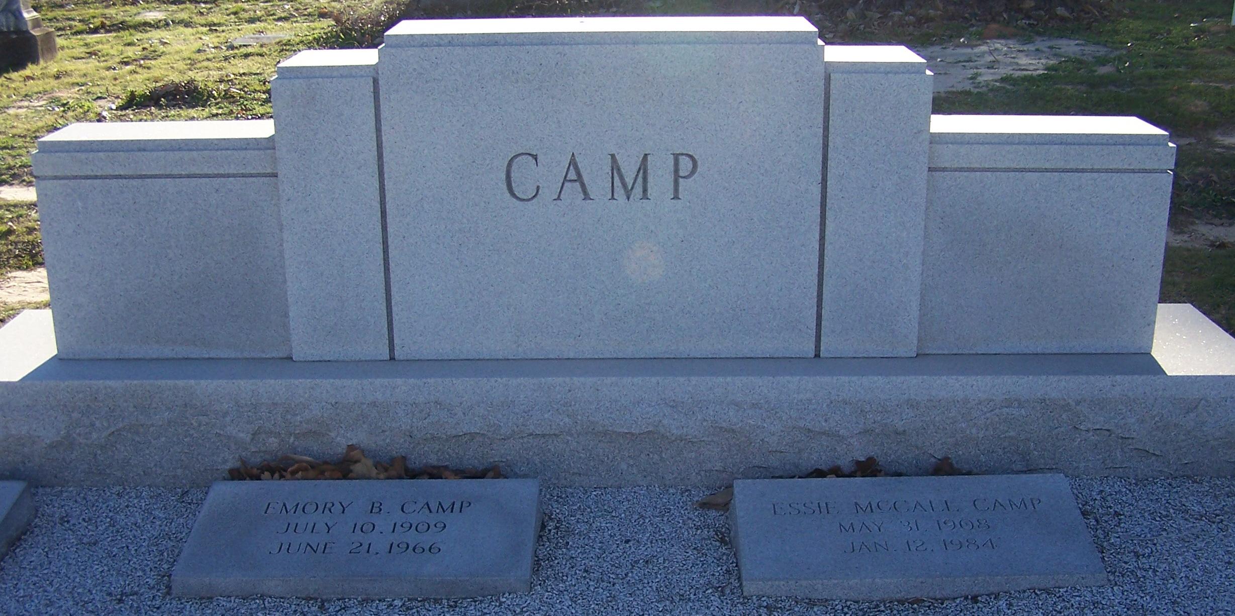 Mary Elizabeth <i>McLane</i> Camp