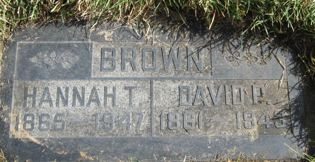 David Pulsipher Brown