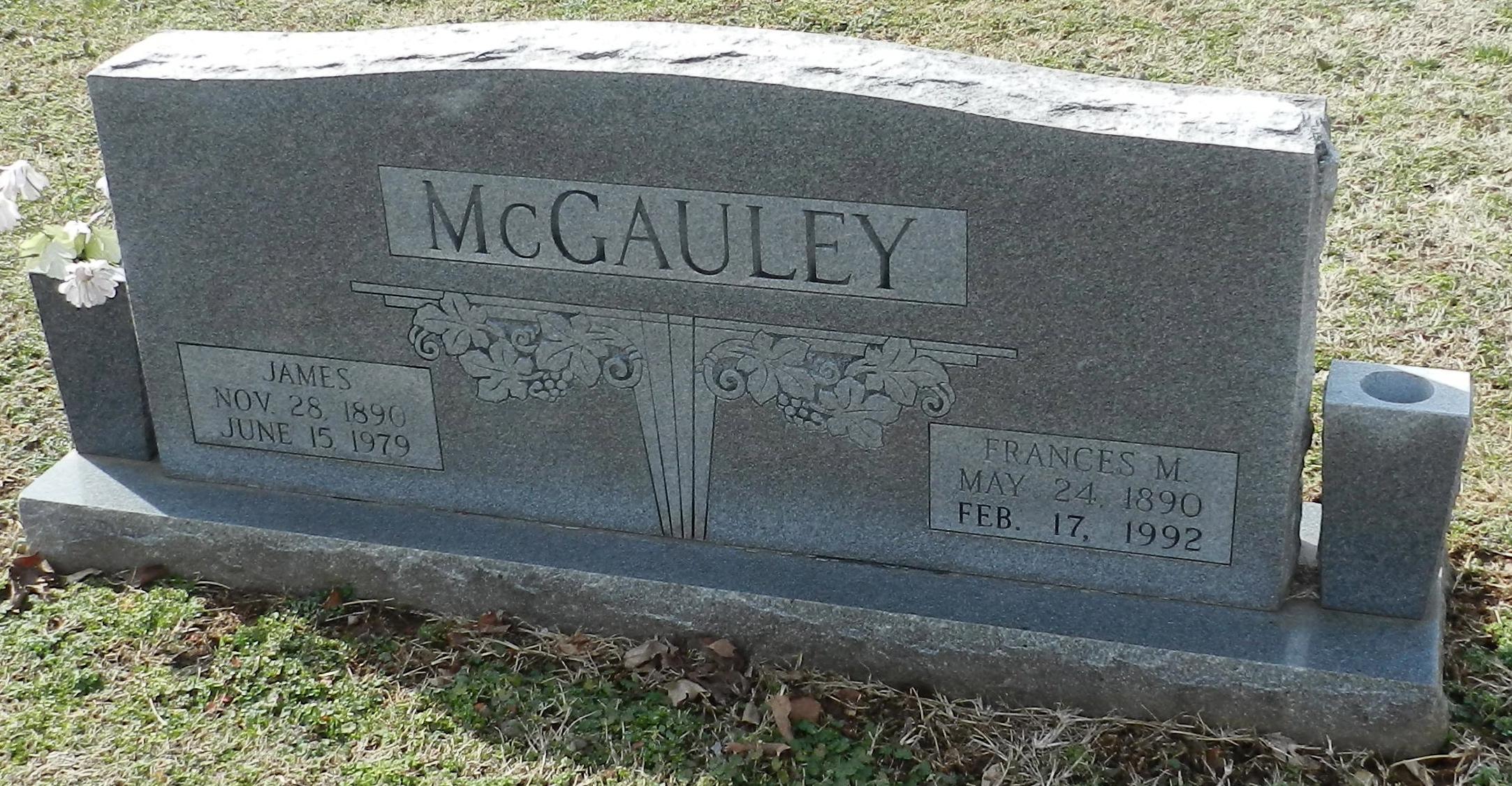 James McGauley