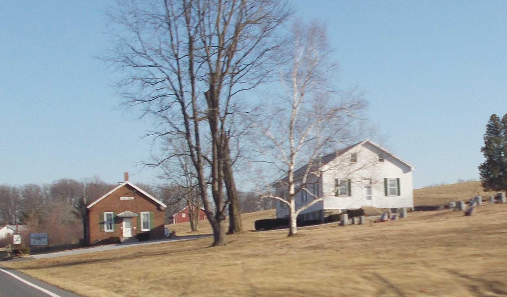 Sams Creek Church of the Brethren Cemetery